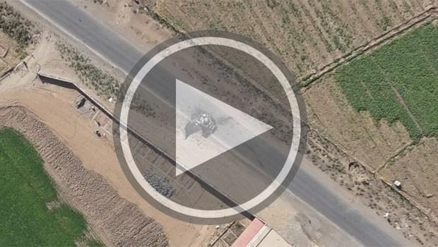 Haşdi Şabi'nin ABD tanklarını kullandığı belgelendi