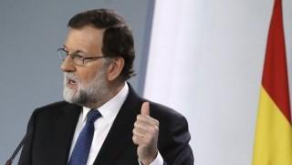 İspanya hükümeti, Anayasanın 155'inci maddesini ilk kez işleme koydu!