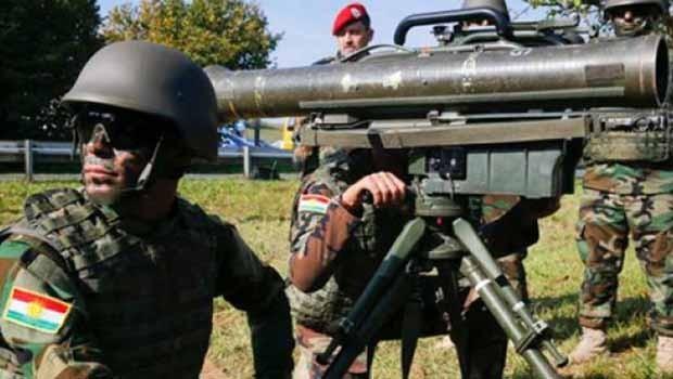 Almanya: Milan tank savar füzeleri Irak Askerlerine karşı kullanılmadı