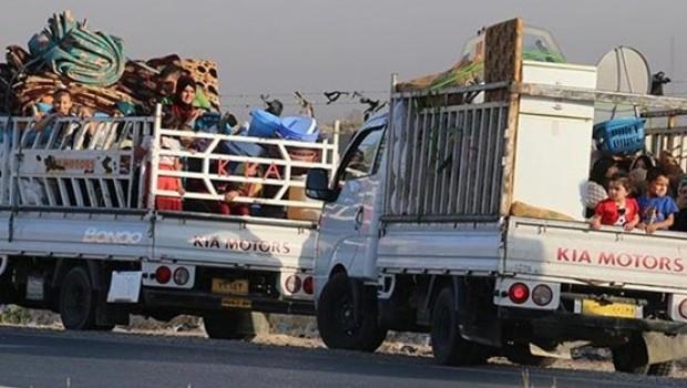 Reuters: Haşdi Şabi Xurmatu'da 30 bin Kürdü yerinden etti