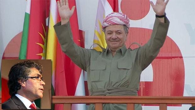 Mustafa Özçelik: Sayın Mesud Barzani'nin yanında olmak Ulusal-Tarihsel bir görevdir