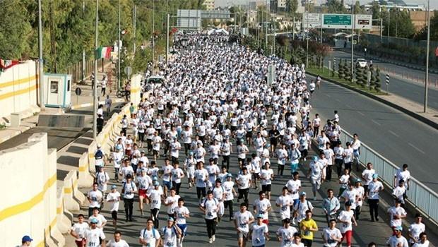 6. Erbil Maratonu bugün başlıyor!