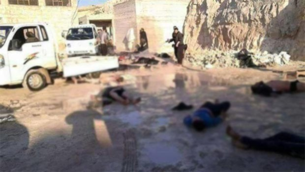 BM: İdlib'deki kimyasal saldırıyı Suriye gerçekleştirdi