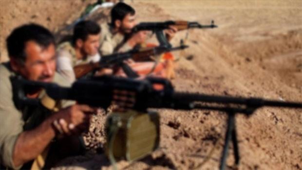 PKK ile İran askerleri arasında çatışma!