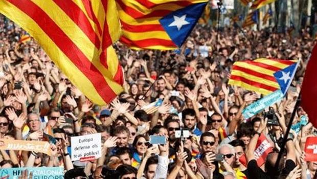 Katalonya'nın bağımsızlığını tanıyan ilk bölge!