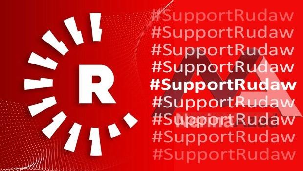 Nerinaazad: Rudaw'ı destekliyoruz - #SupportRudaw