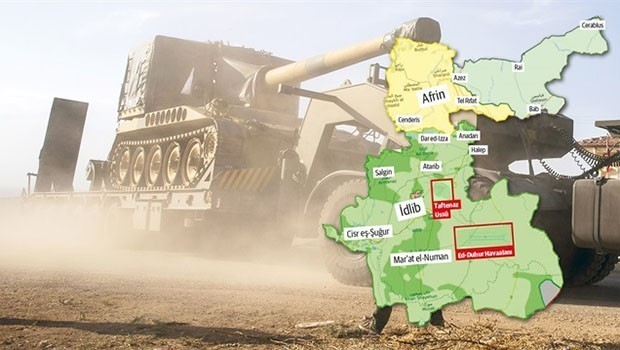 Suriye Ordusunun yeni hedefi: İdlib