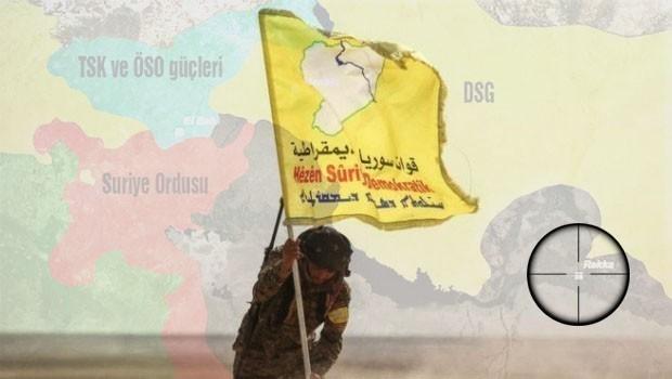 Şam: Rakka'yı bir şartla kurtarılmış sayarız!