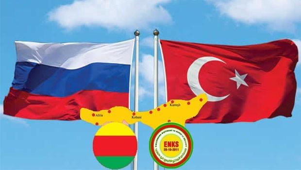 Rusya ve Türkiye arasında PYD gerilimi