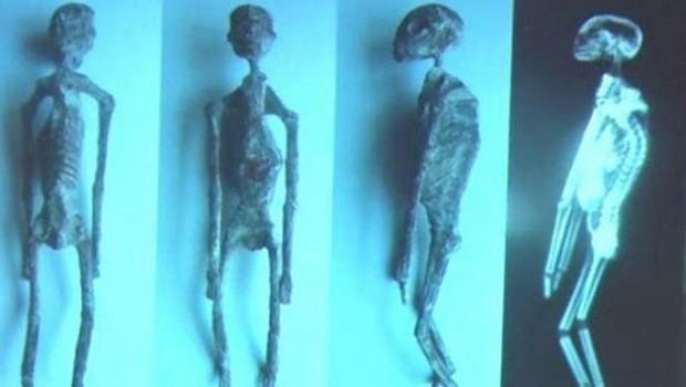 Bilim adamlarından korkutan mumya açıklaması: Uzaylı