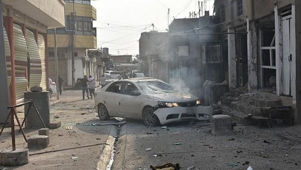 Bağdat: Kerkük saldırılarını IŞİD gerçekleştirdi