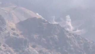 Savaş uçakları Süleymaniye dağlarını bombaladı