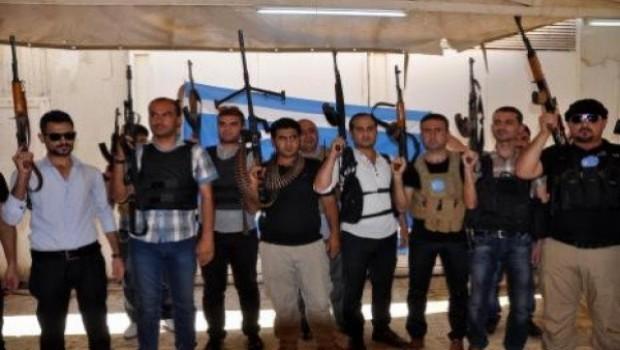 Kerkük İl Meclisi üyesinden silahlı yabancılar uyarısı