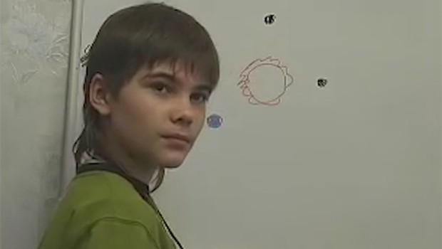 Rus dahi çocuk uzay bilgisiyle tüm bilim dünyasını şaşırtıyor