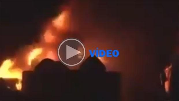 Kerkük'te Haşdi Şabi'ye saldırı! Bir Hummer imha edildi