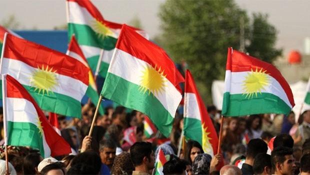 Kürdistan Bayrağı açmak suç sayıldı!