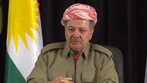 Başkan Barzani'den deprem mesajı