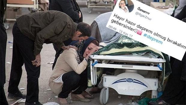 Depremin ardından insanlık utancı, ırkçı paylaşımlar!