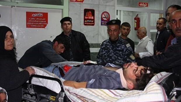 Kürdistan Sağlık Bakanı'ndan Deprem açıklaması