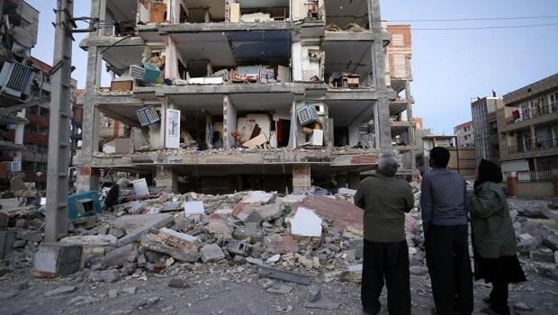 Kürtleri deprem değil, yine İran devleti öldürdü