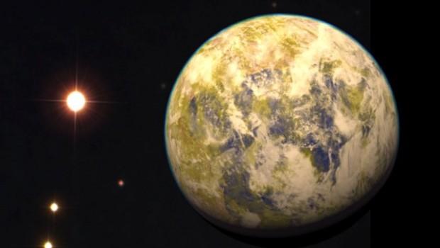 Yaşam için elverişli iklime sahip yeni bir gezegen bulundu