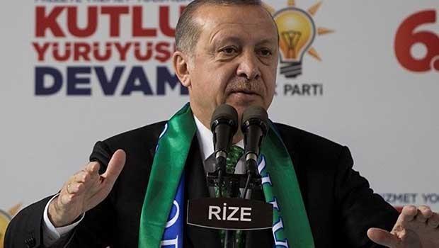 Erdoğan: İdlib'te attığımız adımları Afrin'de de atacağız