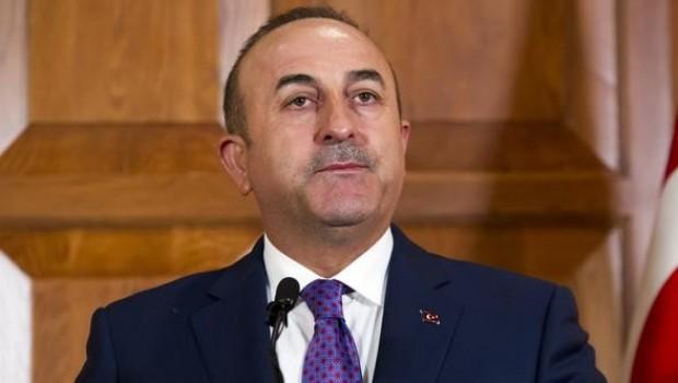 Çavuşoğlu: YPG ve PYD öncelikli hassasiyetimiz