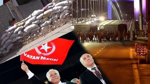 Doğu Perinçek: Fetö ve PKK'yle mücadele Vatan Partisi'nin programıdır