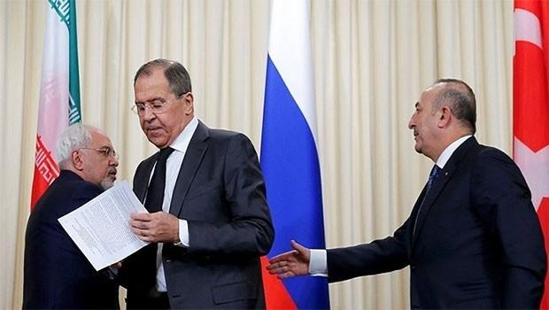 Lavrov: 3'lü zirvede tüm konularda uzlaştık