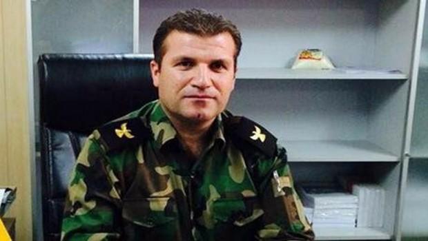 Öldürülen Peşmerge komutanının katili yakalandı