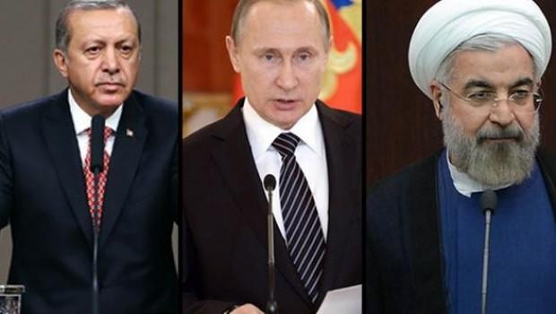 Rusya: Kürtlerin kongre'ye katılma kararı üçlü zirvede görüşülecek