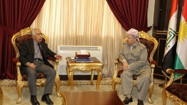 Başkan Barzani: Halkın iradesi hey şeyin üzerinde