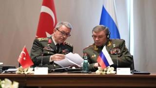Soçi'deki zirve öncesi komutanlar görüşecek