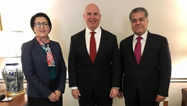 ABD: Birliğini sağlamış, güçlü bir Kürdistan hükümetini destekliyoruz
