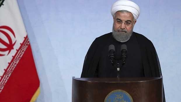 Ruhani'den Suriye mesajı! Bırakmayacağız