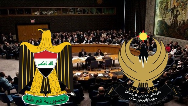 Bağdat ve Erbil sorunu BM Güvenlik Konseyi'nde!