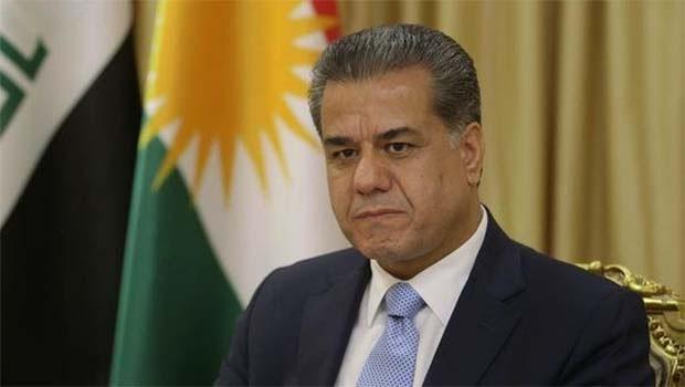 Felah Mustafa: ABD'li yetkililerle görüşmelerimiz olumluydu
