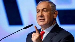 Netanyahu'dan İran'a göz dağı: Bizi hedef alanı vururuz