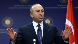 Çavuşoğlu: 'ABD artık YPG'ye silah vermeyecek'