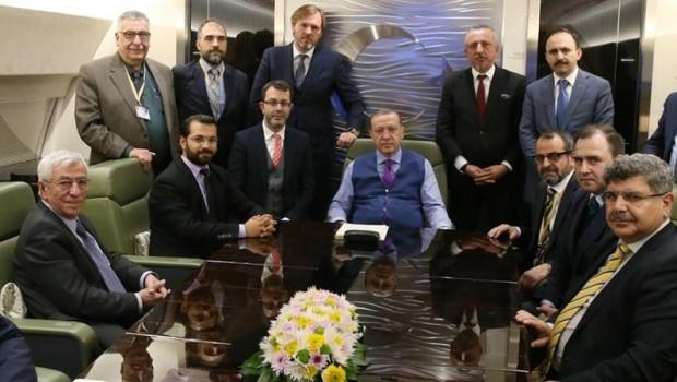 Erdoğan: Putin de Esad da PYD'ye olumsuz bakıyor