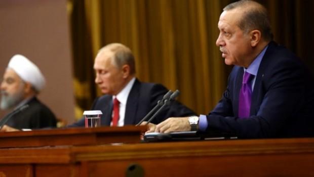 Times: Erdoğan, Şam'a danışmadan Suriye'de PYD'ye saldırmama sözü verdi