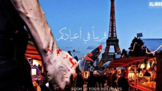 IŞİD'den 3 ülkeye 'Noel' tehdidi