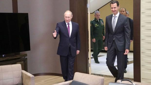 Suriye'den yeni Soçî Kongresi açıklaması!