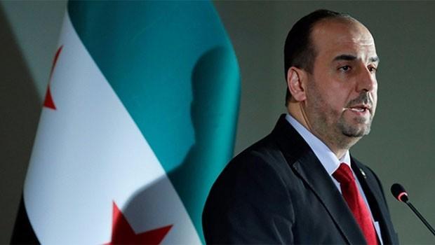 Suriyeli Muhaliflerin Başkanı: Suriye'nin geleceğinde DSG'nin yeri yok!