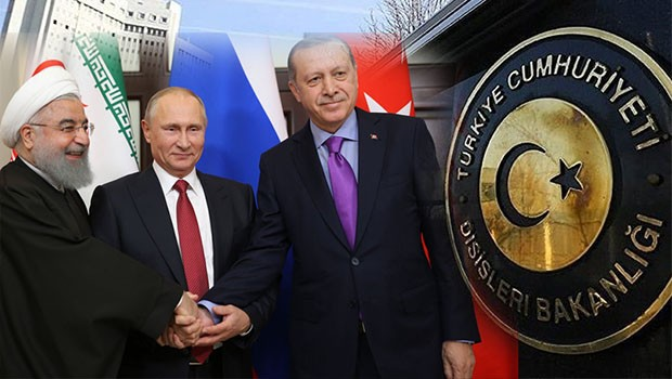Türkiye: Soçi Kongresinde PYD olmayacak!