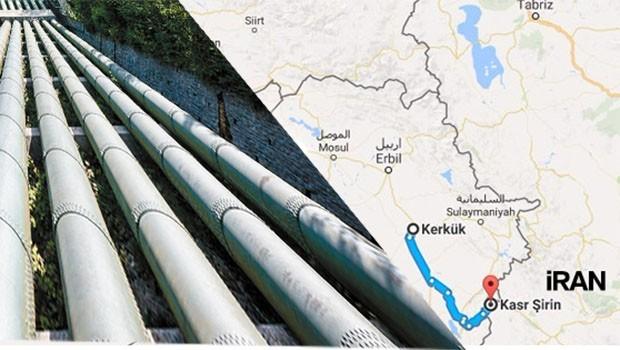 Irak: Kerkük petrolü için İran'la anlaştık!
