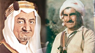 Tarihi mektup ortaya çıktı... Eski Suudi Kralı\'ndan ABD\'ye \'Kürdistan\' mektubu!