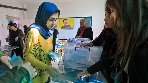 Rojava ve Kuzey Suriye'de seçim heyecanı