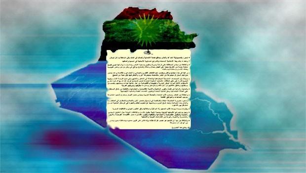 Bağdat, Kürtlere karşı Anayasanın 60 maddesini ihlal etti