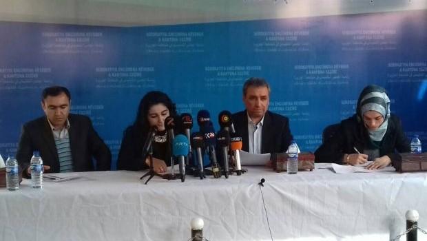 Rojava seçim sonuçları açıklandı
